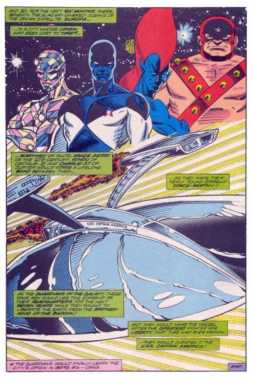 Korvac Quest - part 04 - Guardians of the Galaxy Annual 01 (54)